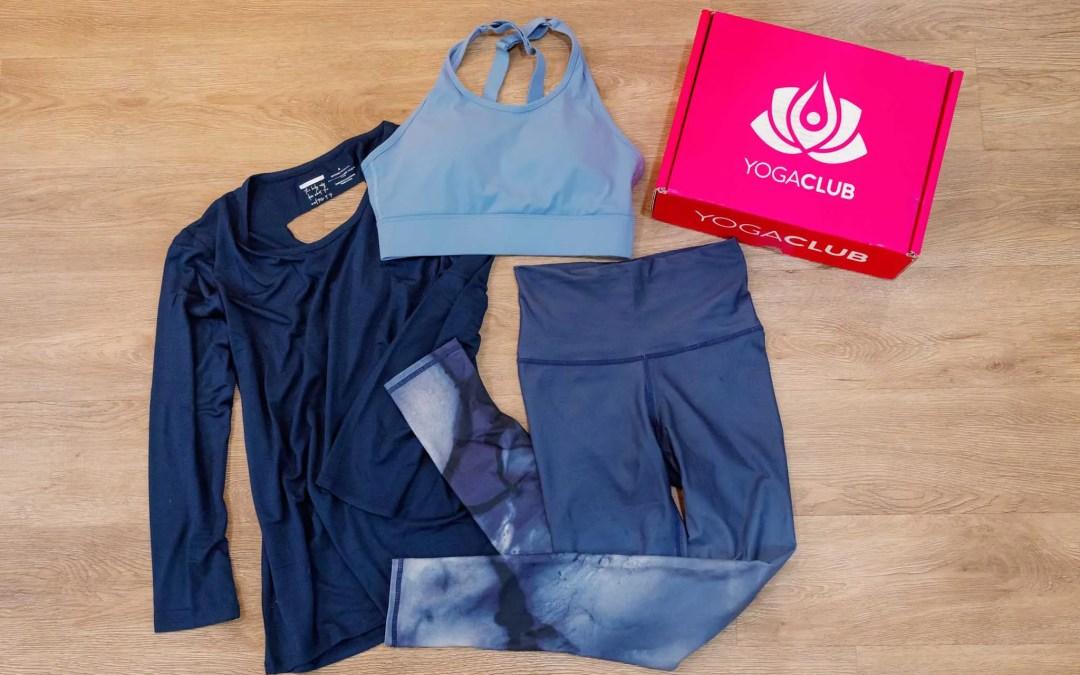 YogaClub October 2021 – My Mom/Work Uniform