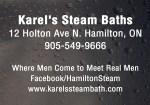 Karel's Steam Baths