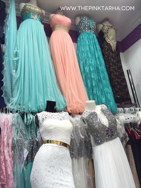 All the styles and colors of gowns you'll wish you'll have!