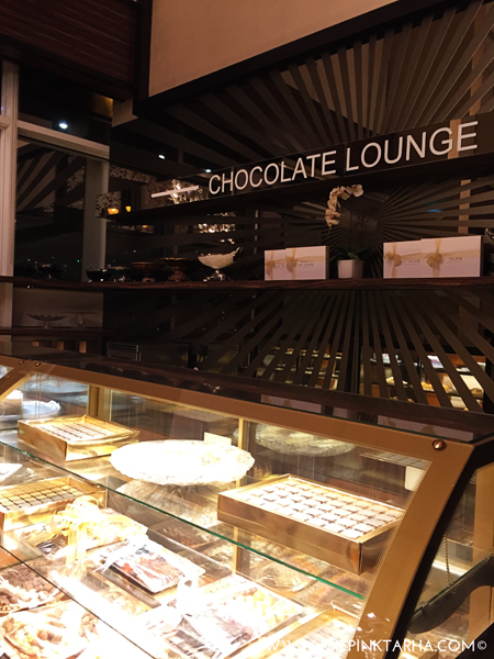 Where you can buy their chocolates and sweet treats