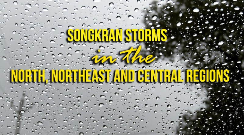 Songkran Storms