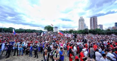Duterte supporters