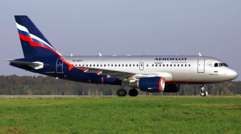 Aeroflot flight