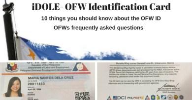 OFW ID