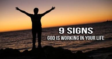 Signs God