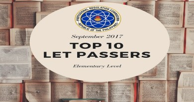 2017 Licensure Examination