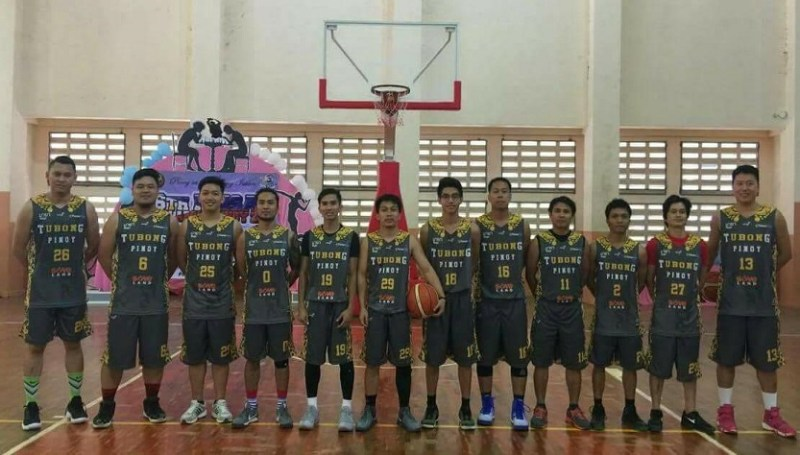Pinoy basketball team