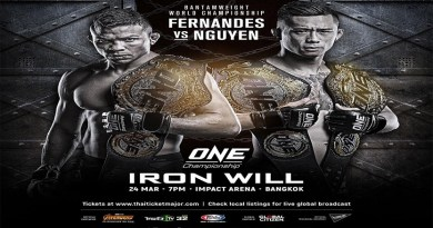 One: Iron Will