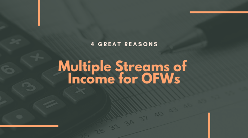 Multiple Streams if Income