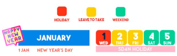 Thailand public holidays 2019