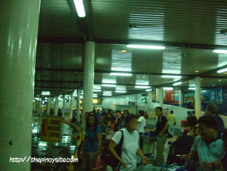 naia 1 arrival waiting area