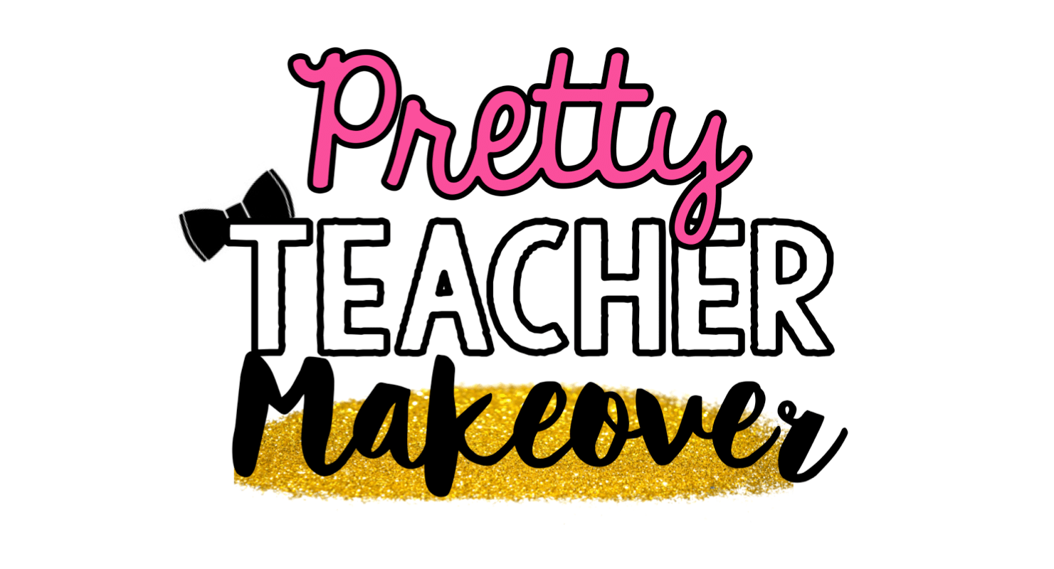 Pretty Teacher Makeover Feature The Pinspired Teacher