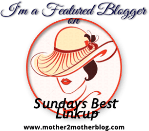 featured blogger sundays best linkup