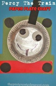 Percy The Train Craft