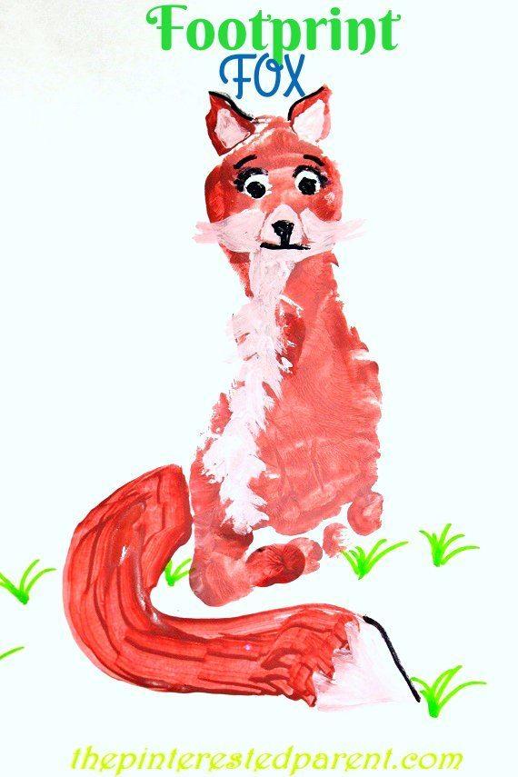 Fox Footprint Craft