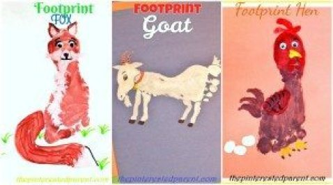 Footprint-crafts-F-to-H-Footprint-Crafts-A-Z