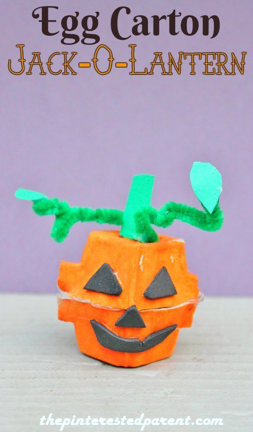 Jack O Lantern Faces Cut And Paste Crafts