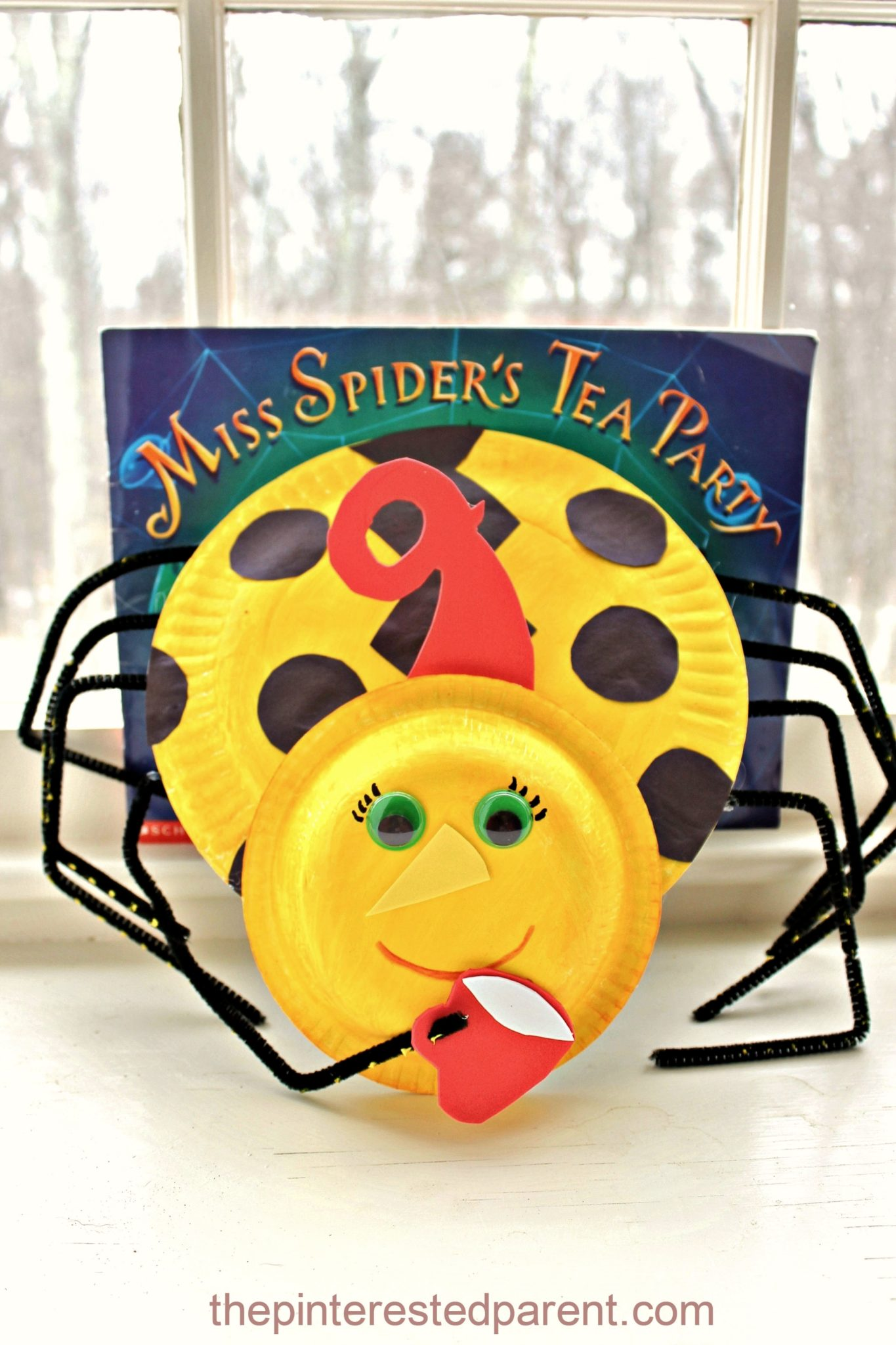Kids Tea Party Craft Ideas