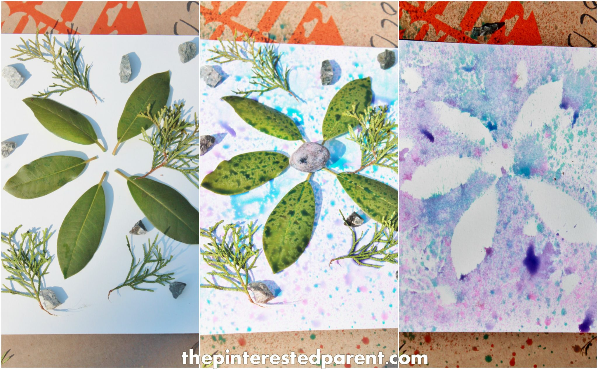 Nature Resist Tie Dye Shirts – The Pinterested Parent