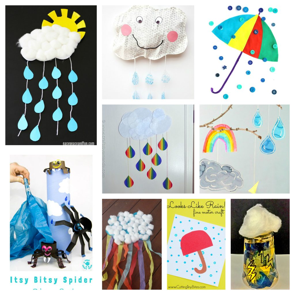 Spring Art And Craft Ideas For Toddlers