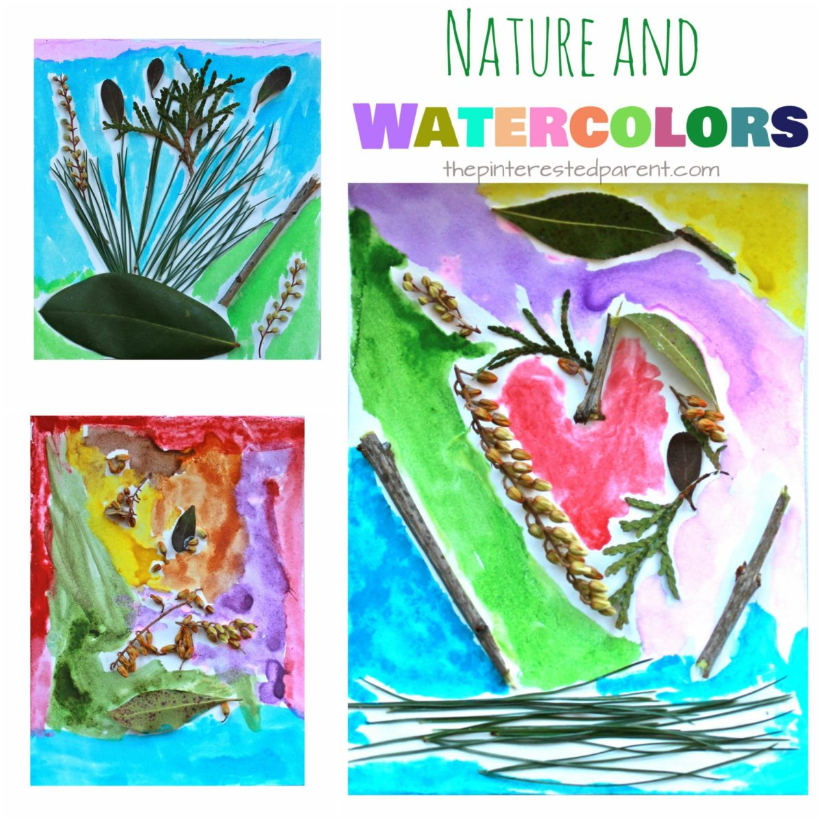Nature and Watercolors