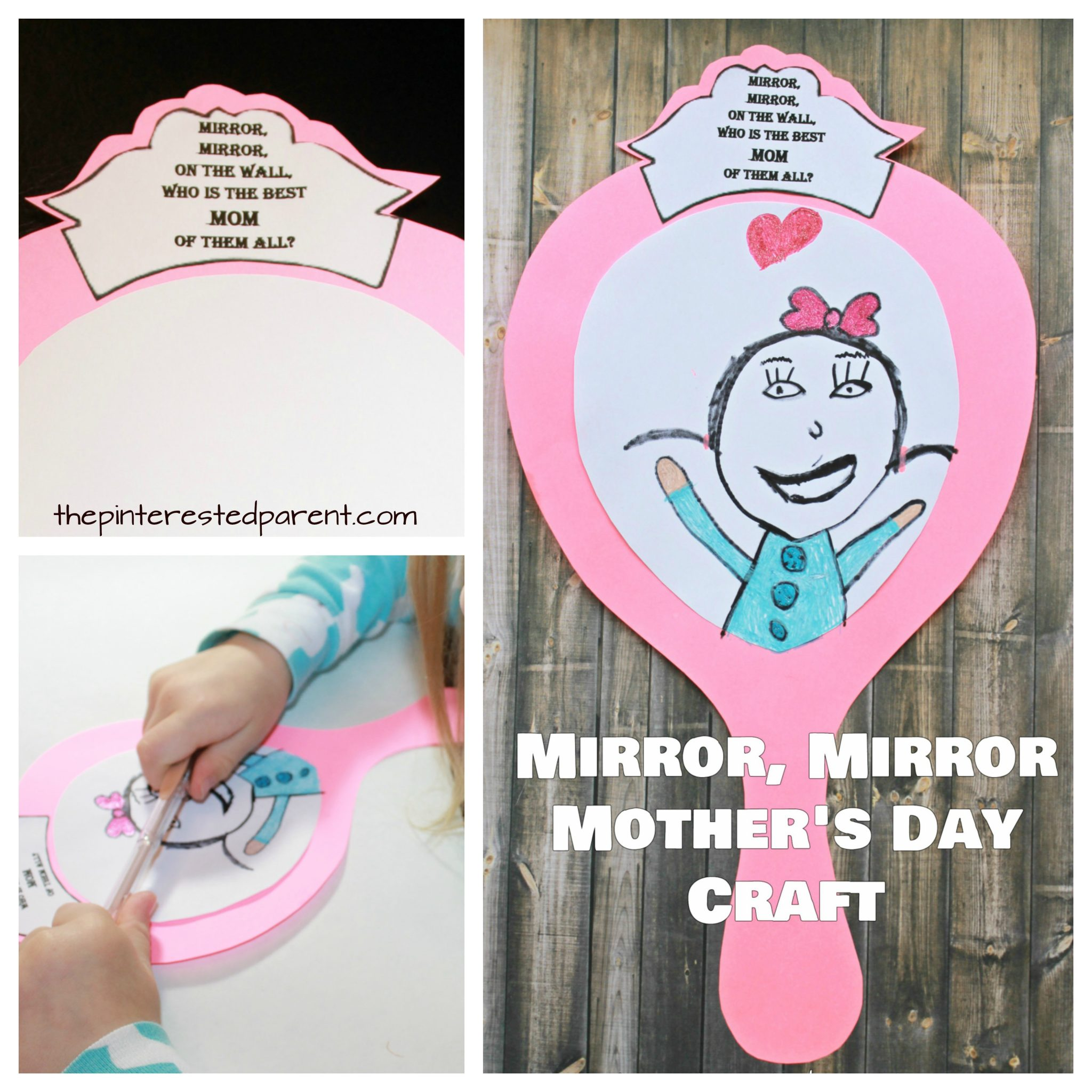 Free Printable Templates Mirror On The Wall Whos Best Mom Of