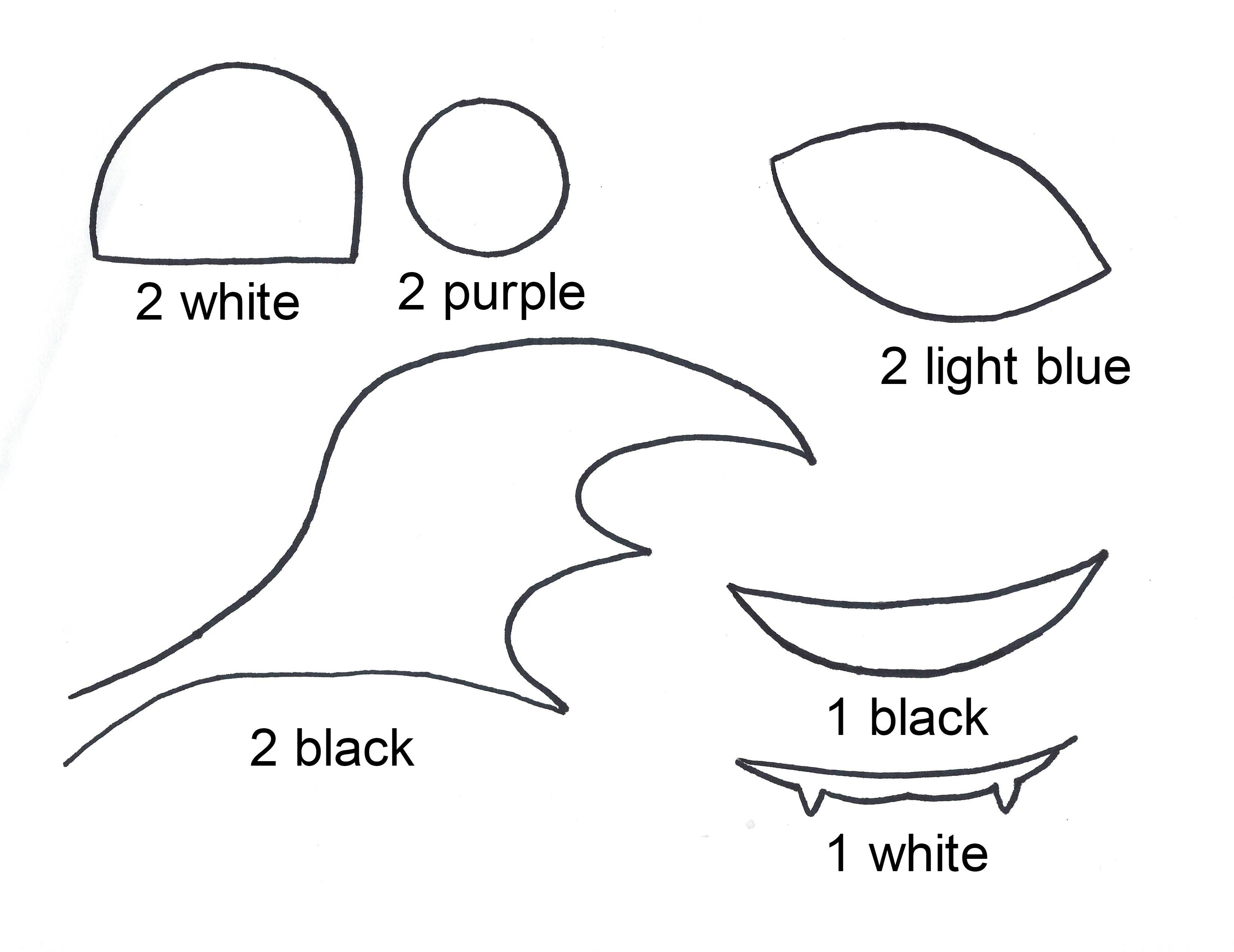 Print out the printable template.  sc 1 st  The Pinterested Parent & Vampire Girl Paper Plate Mask u2013 The Pinterested Parent