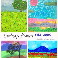 Beautiful Landscape Projects for Kids