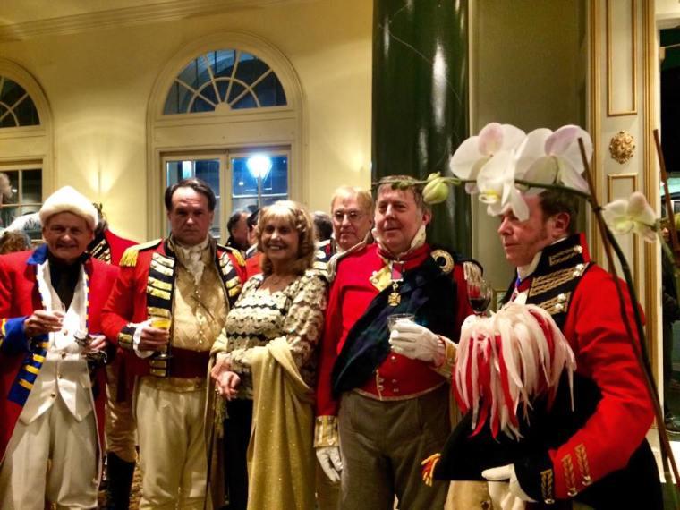 General Pakenham's Final Supper NOLA
