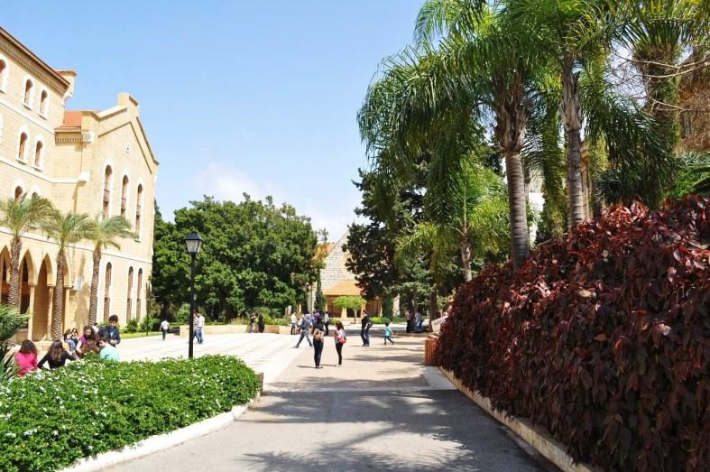 lebanon_beirut_aub_campus