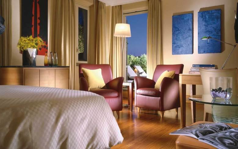 Capo-d-africa-rome-room