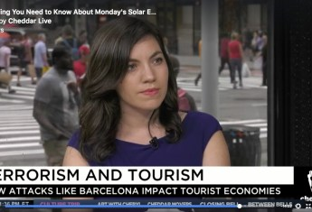 Travel in the Age of Terrorism: How YOU Can Stay Safe (My First News Segment)