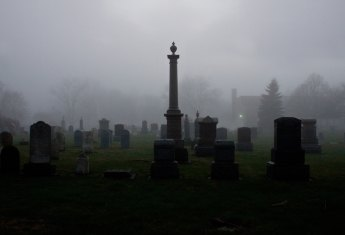 My Eerie Night at New York's Historical Green Wood Cemetery