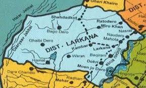 Larkana district