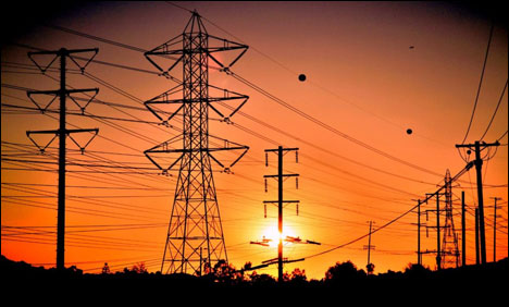 Electricty power shortfall increased