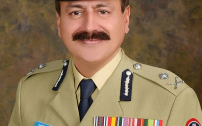 Ghulam Qadir Thebo IGP Sindh a new pic release