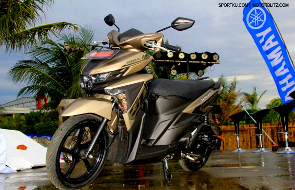 Spesifikasi harga photo dan fitur All New Yamaha Soul