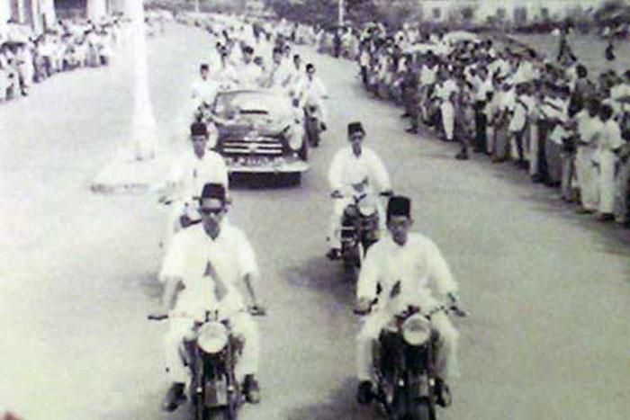 Motormotor klasik di Indonesia sebelum masa perjuangan