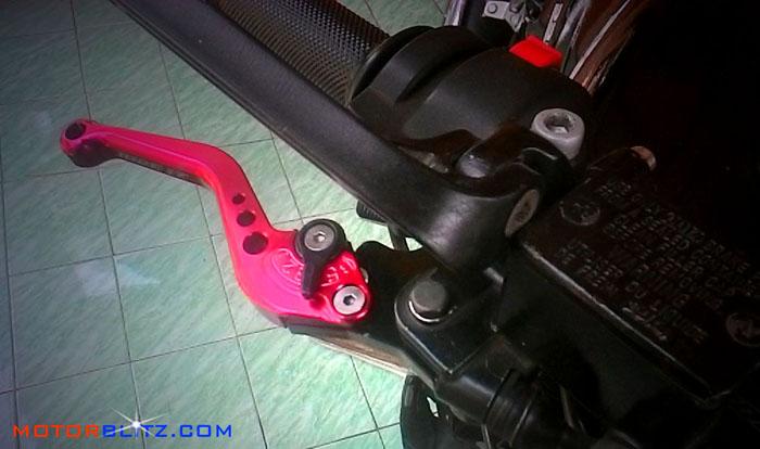 Tuas atau handle variasi adjustable adjustable apanya