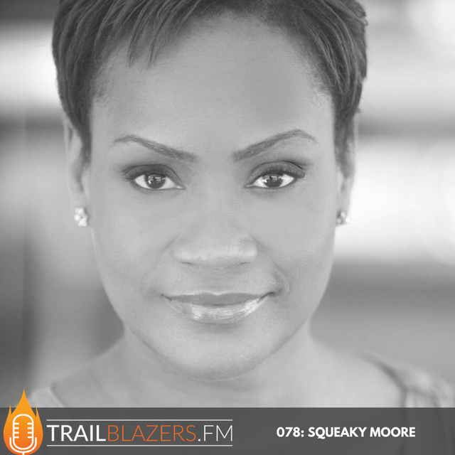 078: PITCHING TO WIN: HOW TO PITCH YOUR CONTENT, PRODUCT, OR SELF WITH PITCHING GURU & AUTHOR SQUEAKY MOORE