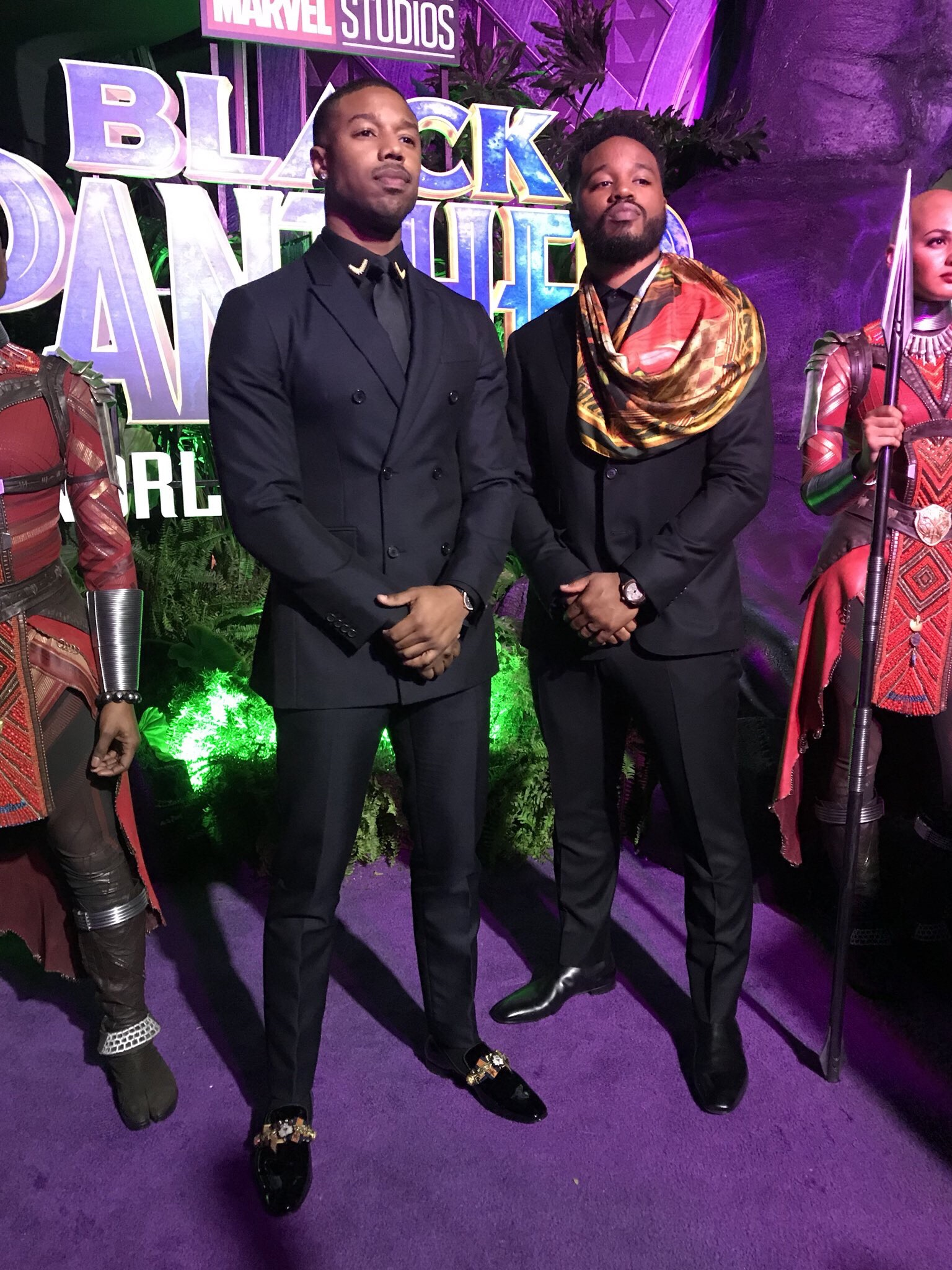 Director Ryan Coogler's Filmmaking Strategy #BlackPanther