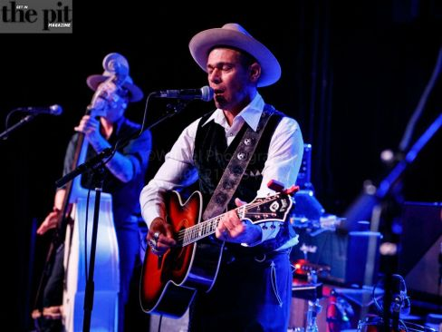 Lucky Tubb with Modern Day Troubadours – Omaha, NE 4.16.16