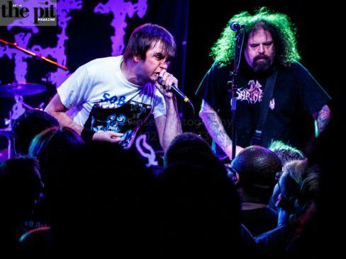 Napalm Death – Omaha, Nebraska 4.25.16