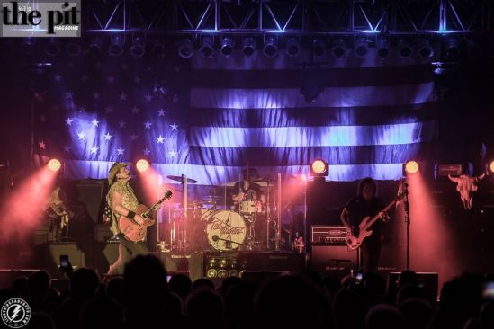 Ted Nugent – The Crossroads KCMO – 8.11.16