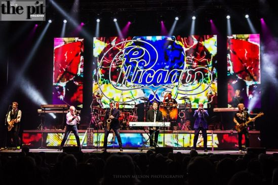 Chicago – Overture Center- Madison WI – 8.16.16