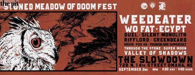Stoned Meadow of Doom- Omaha-9.2.16