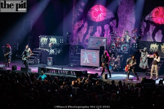 Alice Cooper w/Head East-Ralston Arena-10.8.16