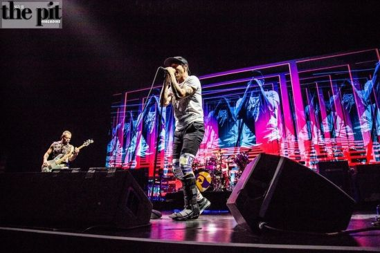 Red Hot Chili Peppers – Lincoln – 1.20.17