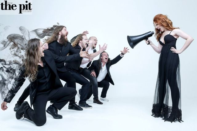 The Pit Magazine, Epica, The Holographic Principle, Beyond the Matrix