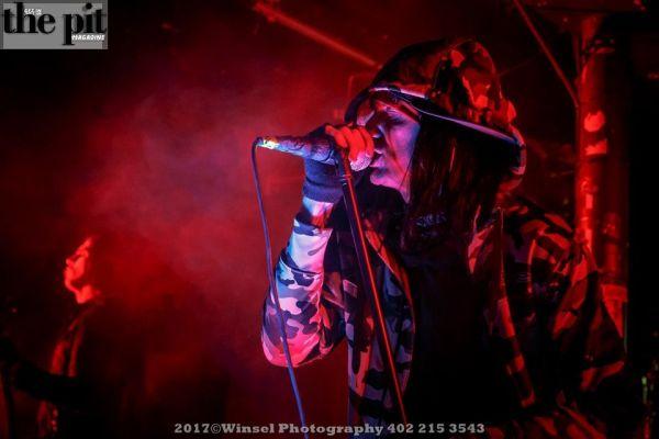 Blood Lust Death Tour-Omaha-3.16.17